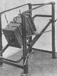 primera cámara fotográfica submarina