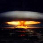 Bombas atómicas en imágenes