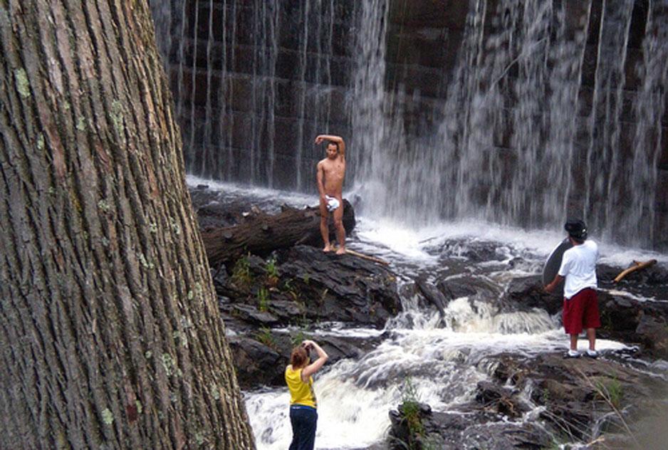 cataratas ducha