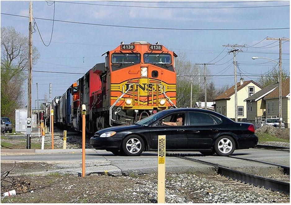 coche tren