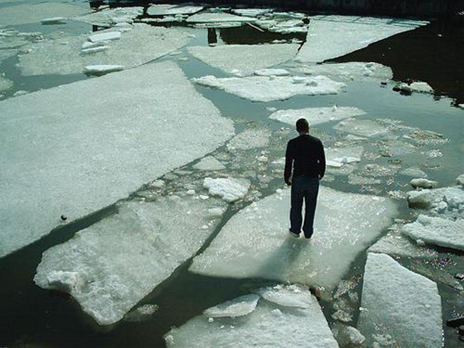 hielo fino