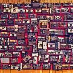 Cámaras, cámaras y más cámaras