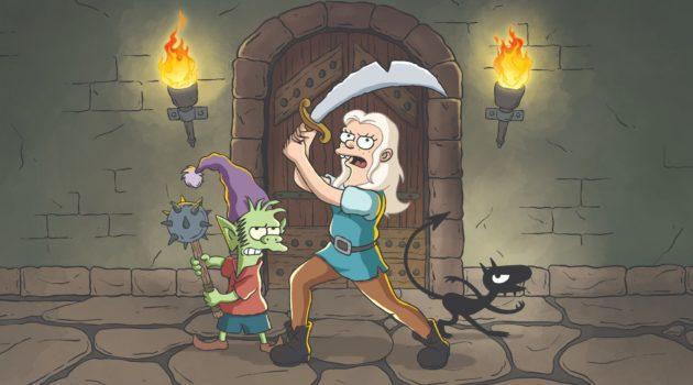 """Disenchantment"", la nueva serie de Matt Groening"